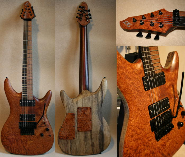 JB Custom Guitars S7 Featuring Holy Diver 700